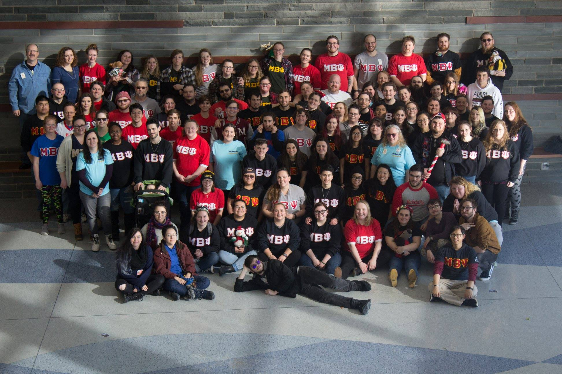 Convention 2019 group shot