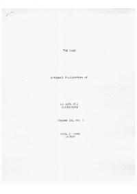 1971 vol 10 #1